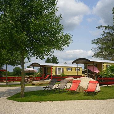 Camping sur la Route du Der